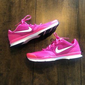 Nike in season 4 training shoe